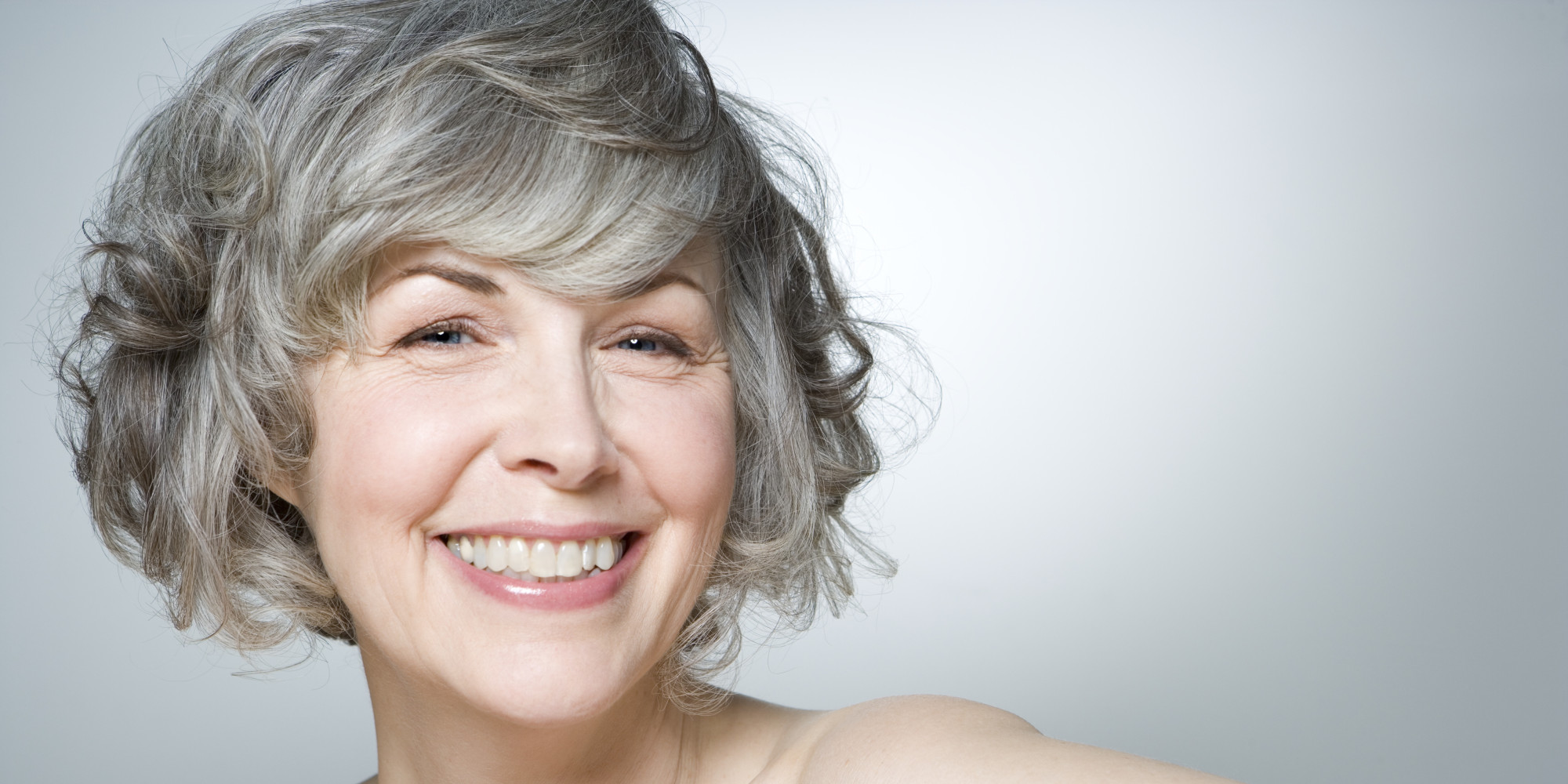 Embracing Naturality With Hairstyles For Grey Hair For Women Over 60